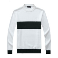 Roter Streifen Pullover Online Großhandel Vertriebspartner