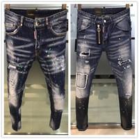 jeans tamanho grande designer venda por atacado-Designer de luxo Nova Moda Mens Simples Verão Jeans Leve Mens Tamanho Grande Moda Casual Sólida Clássico Em Linha Reta Denim Jeans Designer