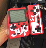 Wholesale controller android games resale online - 60pcs SUP IN Game BOX Console Handheld GAME PAD with controller