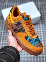 Wholesale sneakers nyc for sale - Group buy 2020 New Forced Low N7 x Pendleton What The NYC Shoes Men Women A Ma Maniere Cool Grey Skateboard Sneakers Size CQ7308