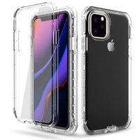Wholesale plastic pc protector for sale – best For Iphone Case with Built In Screen Protector in1 Soft TPU Hard PC Full Body Protection Cover Phone Case for Iphone Pro Max
