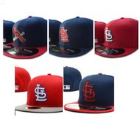 Wholesale fitted hats resale online - 2019 New Mix Order All Teams Men s Fitted Baseball Hats Caps Snapback