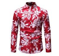 ingrosso abbigliamento sposo-Camicie da smoking uomo manica lunga abbottonatura camicie primavera autunno sposa sposo camicia maschile uomo vestiti grandi dimensioni