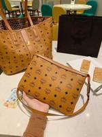 Wholesale new pc phone online – custom new Sugao Brand Letter Handbag Two Set High Quality for Girl Women Handbags Shoulder MCM Bags Avaliable Hot Brand Bag Famous Style