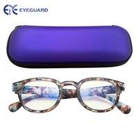 jungen gläser blau großhandel-EYEGUARD Blue Light Blocking Computer Brille für Kinder, UV-Schutz Anti Eyestrain Anti Glare Lens für Jungen und Gilrs