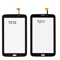 Wholesale tablet pc glass touch resale online - New For Samsung Galaxy Tab SM T210 SM T211 T210 T211 Touch Screen Digitizer Sensor Glass Panel Tablet PC Black White