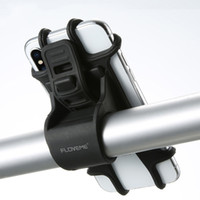 porte-vélos de camion achat en gros de-Support de téléphone de vélo en silicone réglable bouton anti-Smart Phone GPS support de support de montage pour vélo vélo moto