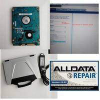 работа volvo оптовых-Alldata с ноутбуком готов к работе ALLDATA 10.53 Митчелл на demend 2015 1 ТБ HDD CF52 Toughbook ноутбук высокого качества