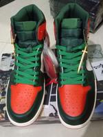 ingrosso scarpe arti-MIAMI ART BASEL 1 OG Scarpe da pallacanestro da uomo per unisex Solefly Codice AV3905-138 Nuove scarpe da ginnastica per il tempo libero di alta qualità