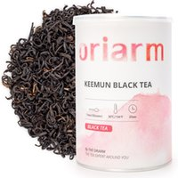 Wholesale xiang tea resale online - Keemun Black Tea Xiang Luo Canned g Organic Chinese Qi Men Red Tea Hot Tea Or Iced Tea