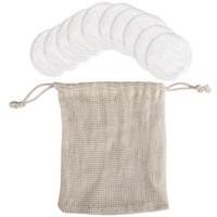 Makeup Remover Pads Reusable Cotton Pads Make Up Facial Remover Bamboo Fiber Facial Skin Care Nursing Pads Skin Cleaning