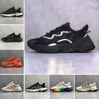 Wholesale sports shoes for cycling for sale - Group buy New Luxury M Reflective Xeno Ozweego For Men Women Speed Calabasas Casual Shoes Trainer Sports Designer Sneakers Chaussures