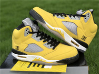 Wholesale tokyo japan for sale - Group buy Authentic Tokyo Basketball Shoes Man Varsity Maize Anthracite Wolf Grey Black Release Yellow Japan Tokyo Limited Sports With Box