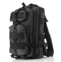 taktik askeri sırt çantası çantası toptan satış-9 Stil Açık Spor Kamuflaj Sırt Çantası Askeri Taktik Seyahat Sırt Çantası Sırt Çantaları Kamp Trekking Çantası Dağ Yürüyüş Çantası Sırt Çantası