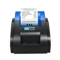 ingrosso barcode adesivo-Codice a barre Stampante alta qualità BT Stampante Codice a barre codice a barre adesivo Abbigliamento etichetta termica di stampa 58 millimetri etichetta adesiva