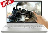 Wholesale laptop g sensor online - NEW HP Pavilion TouchScreen Laptop AMD Ryzen GHz GB Ram TB HD Win10