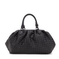 Wholesale korean weave handbags for sale - Group buy 2020 new handbags Korean fashion woven shoulder bag messenger bag