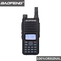 Wholesale radio times resale online - Baofeng DM Walkie Talkie Km Dual Time Slot Analog DMR Radio Walky Talky Professional Dual Band DM Radio Comunicador