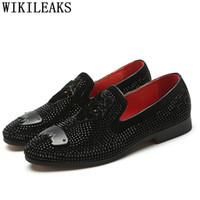 обувь для вечеринки оптовых-mens office shoes loafers men party shoes coiffeur fashion men wedding  italian  zapatos hombre formal ayakkabi