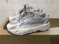 kanye west sneakers zum verkauf großhandel-2019 Verkauf Static 700 Wave Runner Inertia Mauve Herren Damen Laufschuhe 700 Kanye West Sport Sneakers