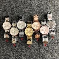 mm ropa al por mayor-Reloj de cuarzo de acero inoxidable para señoras de moda de 36 mm, reloj casual casual para mujer, ropa para dama, reloj de señora al por mayor regalos