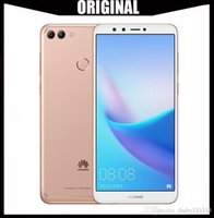 Wholesale pink mp3 player video for sale - Group buy Wholesales Huawei Enjoy Plus G G Cellphone Kirin Android Octa core P mAh Cameras Fingerprint ID