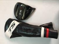 Wholesale golf clubs resale online - Golf Clubs TS2 Golf Driver TS2 Driver Degree R S X Flex FUJIKURA SPEEDER Graphite Shaft With Head Cover