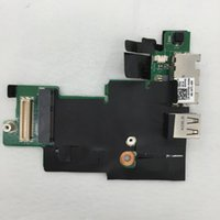 Wholesale laptop power boards online - High quality for CN FHYHD E5410 GN02 Vostro USB VGA Prot ethernte audio switch power board fully tested