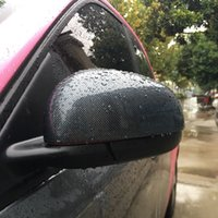 fortwo auto großhandel-Rückspiegel-dekorativer Abdeckungs-Fall-Außenspiegel-Gehäuse für neues intelligentes Fortwo Forfour 453