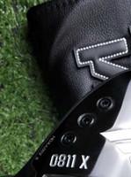 grafit şaft milleri toptan satış-2019 Yeni erkek 0811X GEN2 Golf sürücüsü 9 veya 10.5 Loft Grafit sürücü milleri R veya S Golf milleri ve sürücü başörtüsü