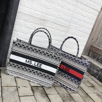 Wholesale hot selling cell phones online – canvas leather high quality famous brand designer luxury fashion lady casual totes shoulder bags women handbags hot selling