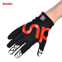 Wholesale baseball equipment resale online - 2019 New Baseball Glove Finger Men Women Brand Batting Gloves Anti slip Silicone Palm Baseball Hitter Gloves Equipment Sports Gloves