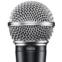 los mejores micrófonos dinámicos al por mayor-Top SM 58 S Micrófono vocal dinámico Con encendido y apagado voz y canto karaoke micrófono de mano de alta calidad para uso en el hogar Etapa