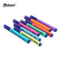 Wholesale fluorescent marker pen colors resale online - STA Candy Color Highlighters Marker Pen Colors Fluorescent Markers for Student Notebook Mark Painting Design