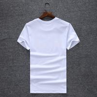 polos amarillos para hombre al por mayor-100% algodón de lujo para hombre, camisetas de ojos amarillos, diseñador, estampado, ajustado, bordado, polo, camisetas para hombre, primavera, hombres, camisetas Camisa