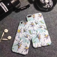 наклейка для футляра для телефона оптовых-Творческие водные наклейки роза небьющиеся ударопрочный чехол для мобильного телефона чехол для мобильного телефона ДЛЯ: iphone6 6S 7 8 X плюс