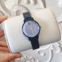 relógios de quartzo relógios venda por atacado-2019 preço de atacado marca de moda mulheres dress watch relojes de marca mujer marca Milan cinto de luxo senhora relógio de pulso clássico de quartzo navio livre