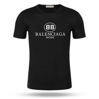 ropa de verano de las mujeres de calidad al por mayor-Diseñador de verano Camisetas Para Hombres FF Carta Imprimir Camiseta para hombre Ropa Marca de manga corta Camiseta de las mujeres Tops Isla de alta calidad fends medusa