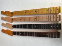 kotflügel e-gitarren großhandel-E-Gitarrenhals mit 22 Bünden, 6 Saiten, Größe und Material können nach Ihren Wünschen angepasst werden.