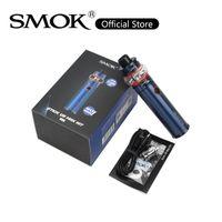 mini tanque de humo al por mayor-SMOK Stick V9 Max Kit Batería incorporada de 4000 mAh 8.5 ml Tanque Indicador LED inteligente Nuevo Mini V2 S1 S2 Bobina 100% original