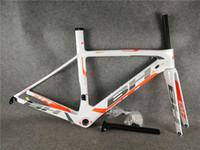 carbon road rennrad rahmen großhandel-BH G6 Vollcarbon Toray Carbon Road Racing Rahmen Spanien BH Bike Carbon Rahmen 12 Farben Wahl schnellstes Fahrrad