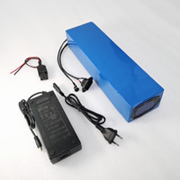 Wholesale 36v scooter lithium battery for sale - Group buy 36v ah lithium ion battery pack v ah lithium battery for electric bicycle electric scooter electric skateboard