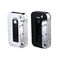ingrosso scatole di funzione-LTQ Vapor KONE Battery Box Mod 900mAh Funzione preriscaldamento Tensione variabile Carica USB 510 Cartucce Vape Batteria 100% autentico