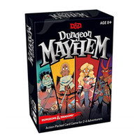 Wholesale fun cards for sale - Group buy Dungeon Mayhem Full English Board Game Family Fun Adult Kids Interactive Game Educational Toys