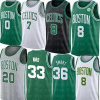 ingrosso 36 jersey-Kemba Walker 8 Jersey NCAA Larry 33 Uccello Jayson 0 Tatum Jaylen 7 Brown Gordon Hayward 20 Marcus 36 maglie intelligenti