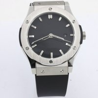 Wholesale top selling mechanical watches for sale - Group buy 13 colors Top sell BIG BANG mm automatic watch luxury watches mechinal wristwatch Automatic needle men watches