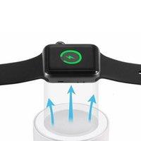 браслеты для батареек оптовых-Для Apple Smart Watch Кабель Зарядного Устройства Магнитный Зарядный Кабель 38 мм 42 мм Зарядка Короткий Кабель Аккумулятора Умный Браслет DHL Бесплатная Доставка