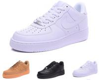 мужские кроссовки оптовых-One 1 мужские женщины Flyline баскетбольная обувь Спортивная обувь для скейтбординга High Low Cut Белый Черный Открытый кроссовки Размер кроссовок 36-45