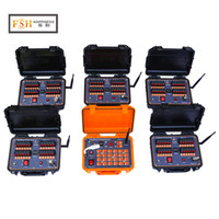 Wholesale fireworks fire systems for sale - Group buy FedEX DHL cues happiness remote control fireworks firing system