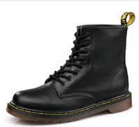 Wholesale mens low ankle shoes online - 2018 Men s Boots Leather Winter Warm Shoes Motorcycle Mens Ankle Boot Autumn Men Oxfords Shoes
